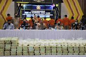Kasus Sabu 353 Kilogram Berhasil Terungkap di Aceh