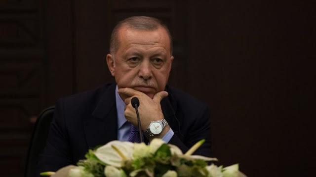 Ο Ερντογάν απειλεί σκαιότατα την Αμερική