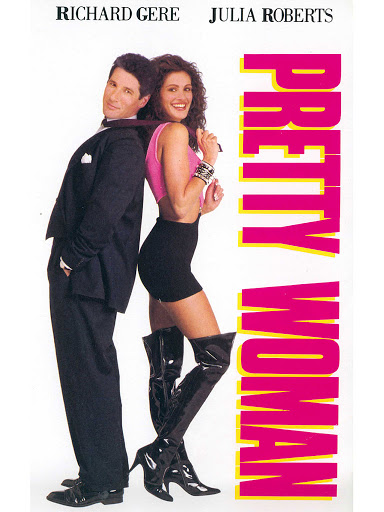 pretty woman, best feel good movies to watch during lockdown