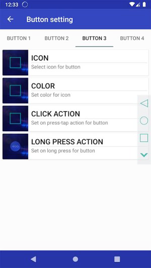 Simple Nav Bar - Navigation Bar - Simple Control v1.2 (Paid) Apk