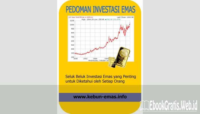 Ebook Pedoman Investasi Emas