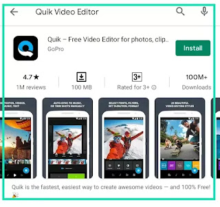 Quick Video editor download