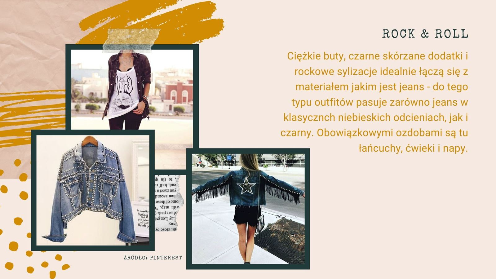 6 jak wybrać jeansową kurtkę gdzie kupić krótką kurtkę z jeansu denim jacket z frędzlami rockowa do sukni ślubnej do sukienki lily lulu fashion z czym nosić kurtkę jeansową stylizacje inspiracje ceny
