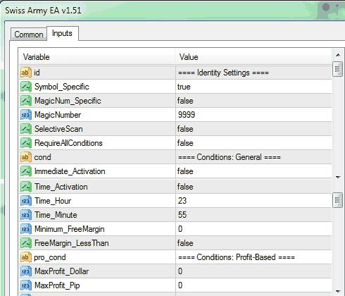 Forex easy order script