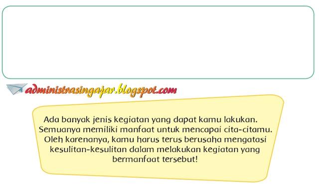 Kunci Jawaban Tema 6 Kelas 4 Halaman 36