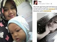 Krisis Pelakor! Wanita ini Ribut di Media Sosial Dengan Perang Komentar Dengan Selingkuhan Suaminya
