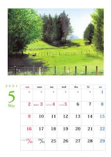 5月 ニュージーランドの牧場