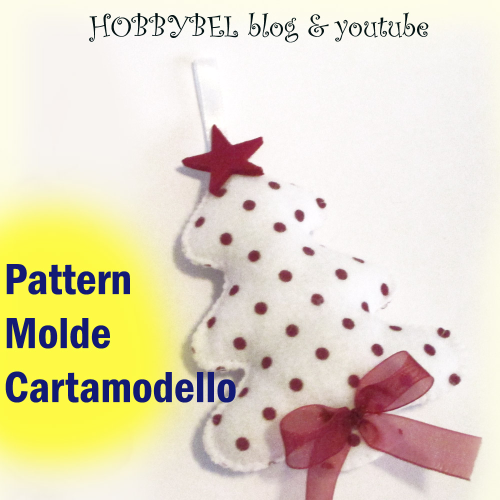 Sewing Patterns For Christmas Ornaments