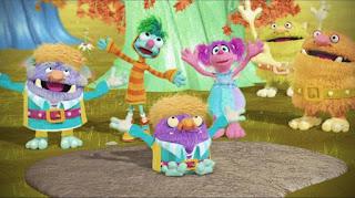 Abby Cadabby Blögg Gonnigan, Abby's Flying Fairy School Henking Day, Sesame Street Episode 4319 Best House of the Year season 43