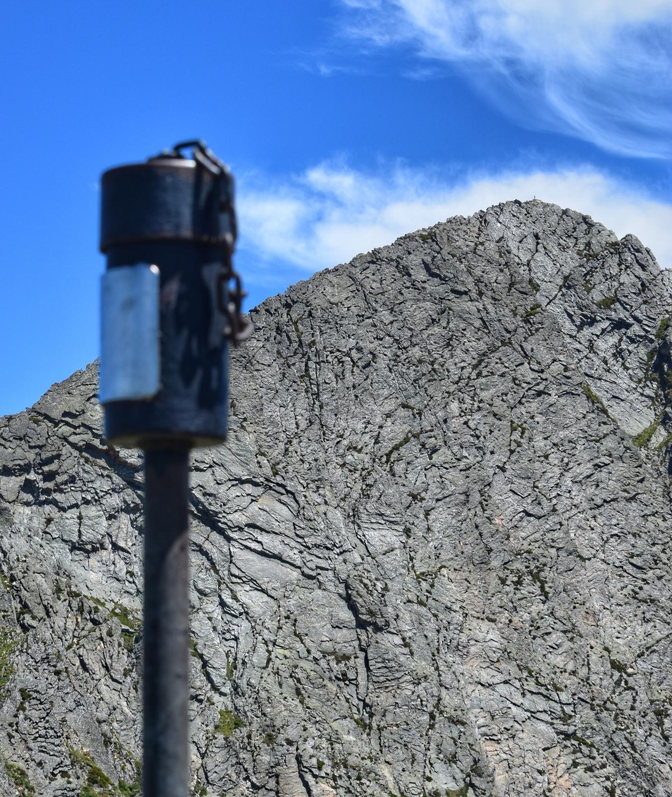 vistas al torres desde el pico valverde