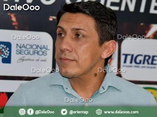 Yimy Montaño Presidente de Oriente Petrolero asegura que demandarán a Jorge Paredes - DaleOoo