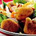 Nugget'lı Salata