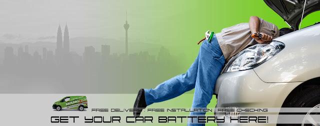 makenik bateri kenderaan