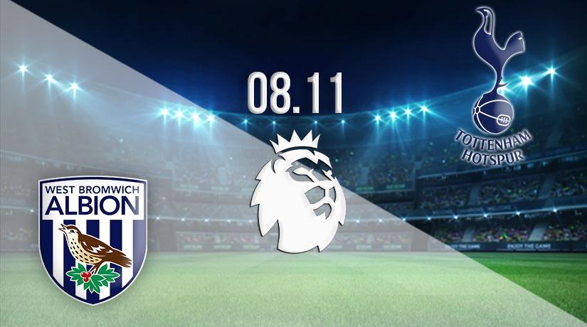 بث مباشر مباراة توتنهام ووست بروميتش