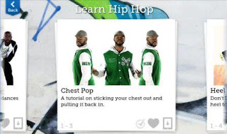 learn hip hop app-dance