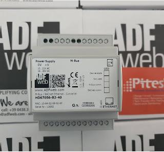 HD67056-B2-40, Bộ chuyển đổi tín hiệu Modbus sang Bacnet , BACnet Ethernet / M-Bus - Converter, ADFweb Vietnam