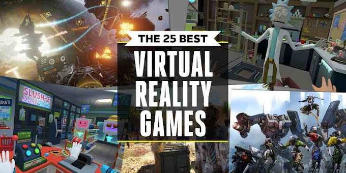 Top 14 best VR games of all time (2021)