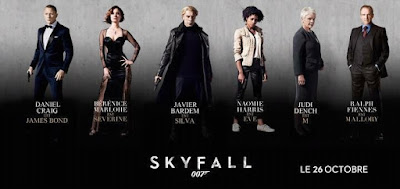 Skyfall y James Bond