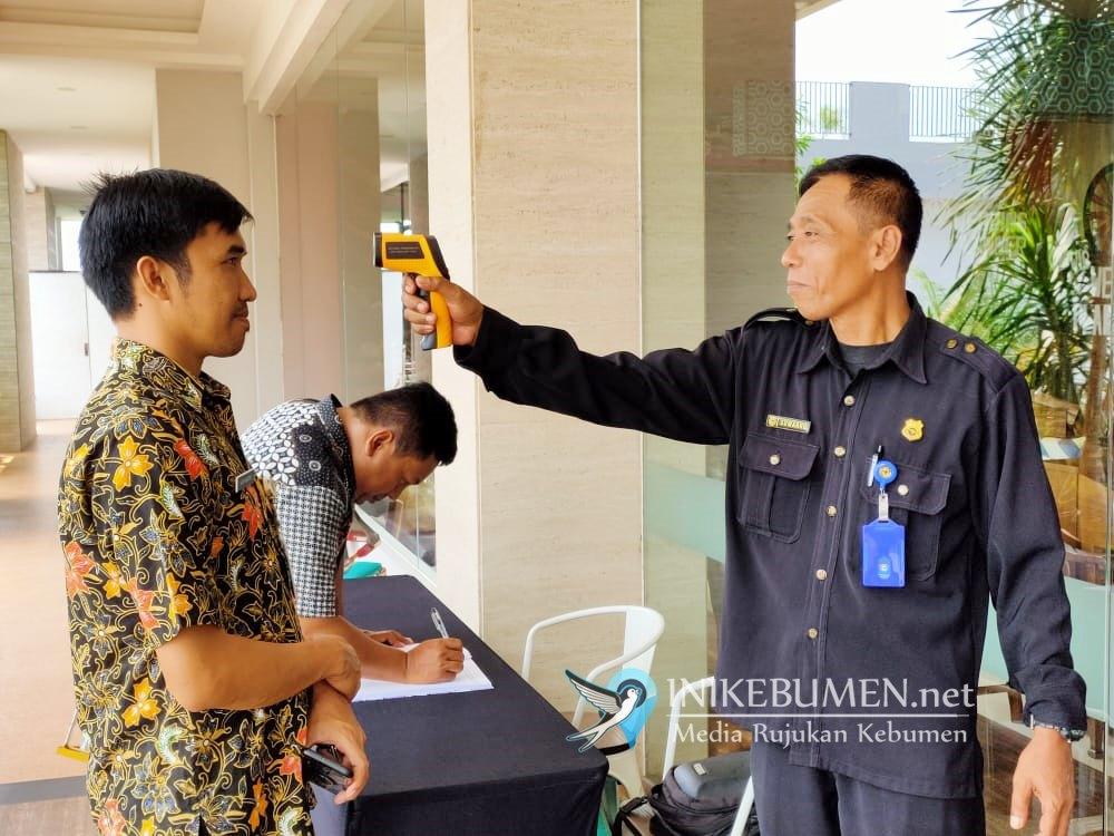 Dampak Corona, Okupansi Hotel di Kebumen Turun 60 Persen