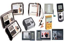 الأجهزة والقياسات الكهربائية