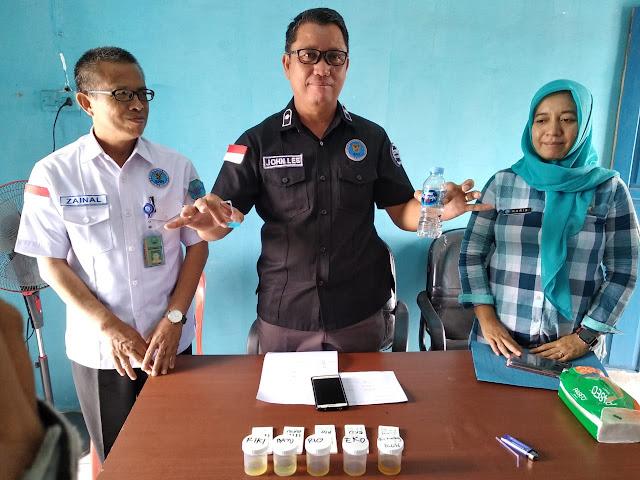 BNNK Kembali Gemparkan  Pemkab OI  4 ASN  Pesta  Narkoba Ditangkap