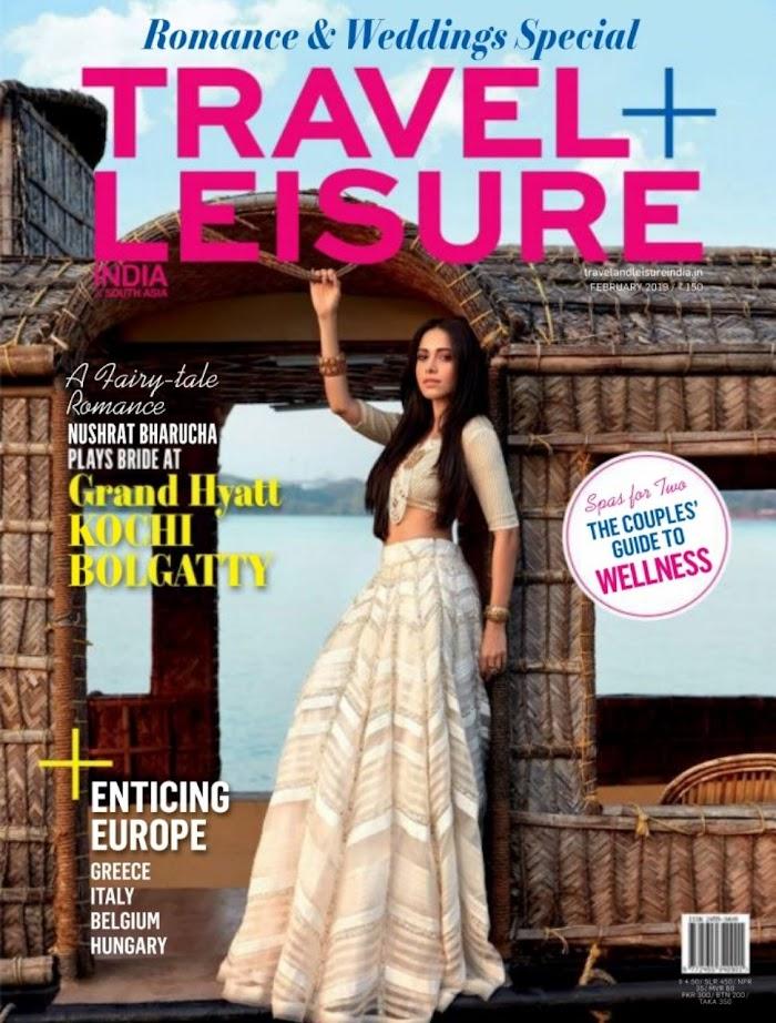 Travel+Leisure India Magazine February 2019 PDF Download