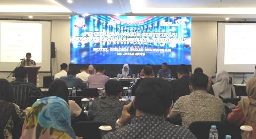Dinas Pariwisata Makassar, Bina Pengelola Hotel Dan Restoran Wajib Sertifikasi
