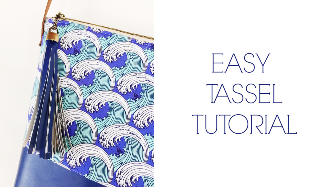Tassel Tutorial