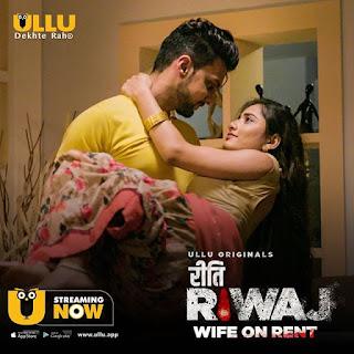 Riti Riwaz-Wife On Rent