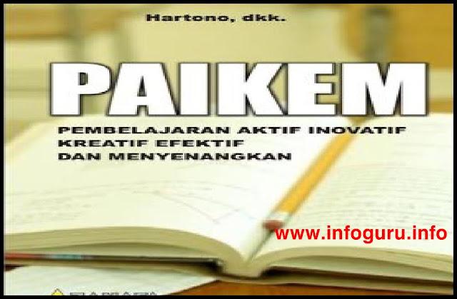 Download Modul metode PAIKEM Lengkap Dalam Satu File