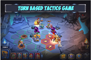 Tactical Monsters Rumble Arena -Tactics & Strategy Mod Apk