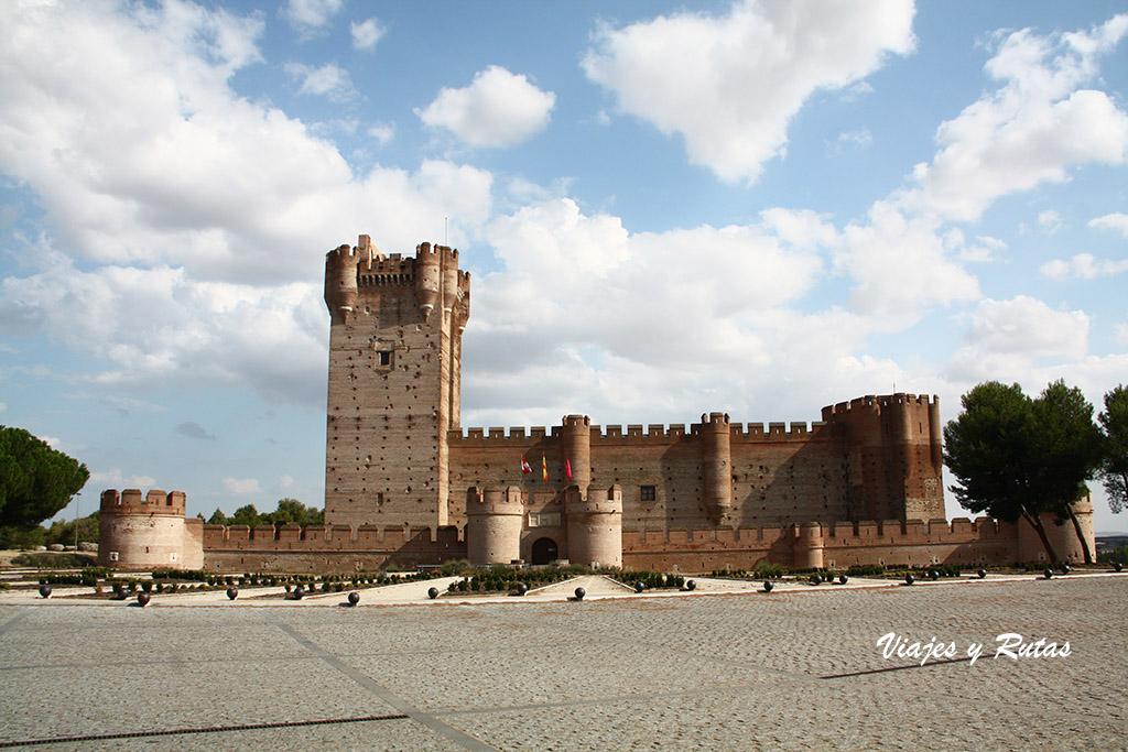 Castillo de la Mota, Medina del Campo, Valladolid