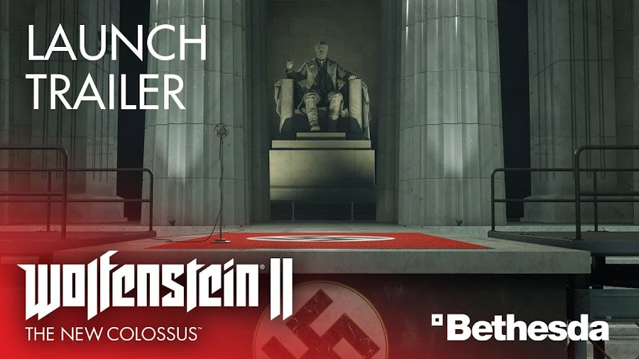 wolfenstein ii the new colossus trailer