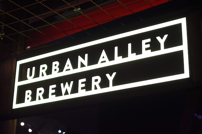 Urban Alley Brewery - Review - Docklands