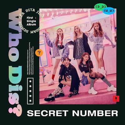 Secret Number, Girl Grup K-Pop Beranggotakan 5 Orang, Salah Satunya Orang Indonesia (Dita Karang)
