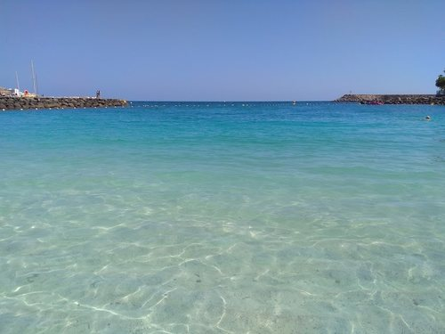 spiaggia più bella gran canaria