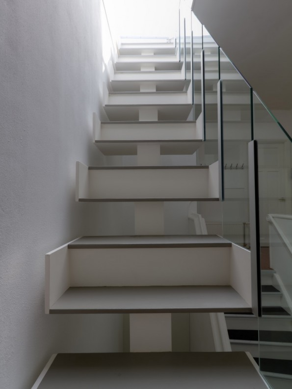 15 Creative And Modern Staircase Designs Part 2