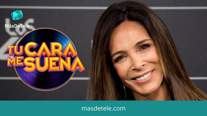 """Nueva actriz confirmada para la novena edición de """"Tu Cara Me Suena"""": Lydia Bosch"""