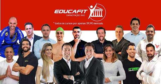 A EducaFit é a Principal Escola Online do Mercado Fitness.
