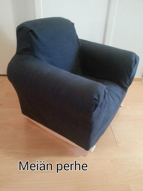 tuolin päällystäminen