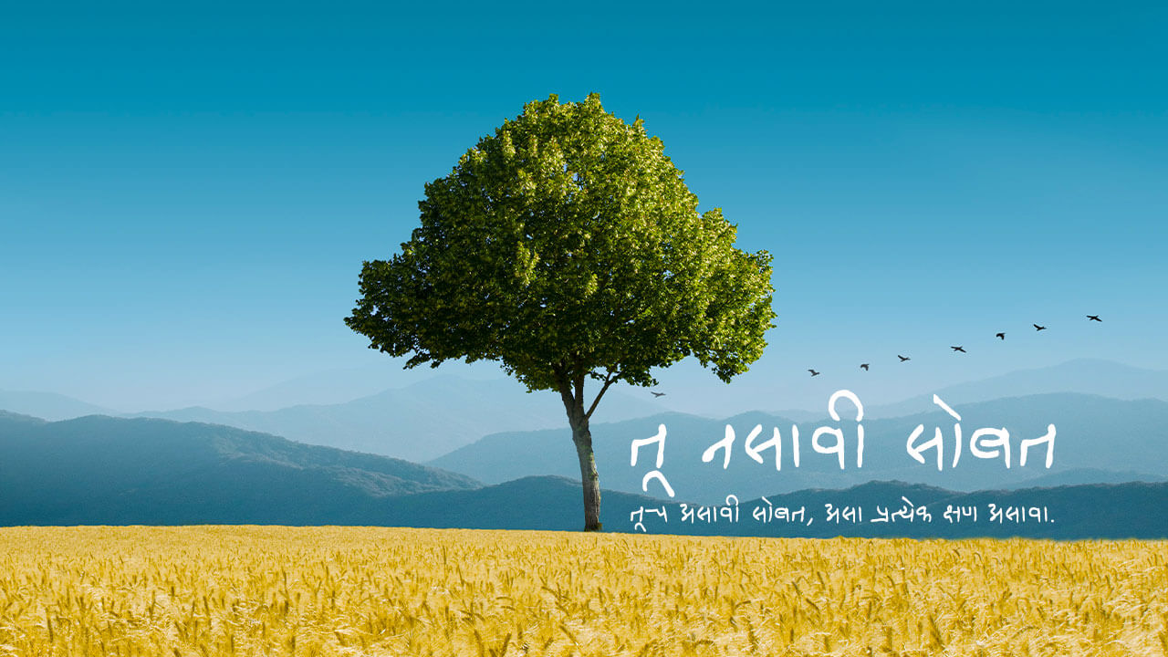 तू नसावी सोबत - मराठी कविता | Tu Nasavi Sobat - Marathi Kavita