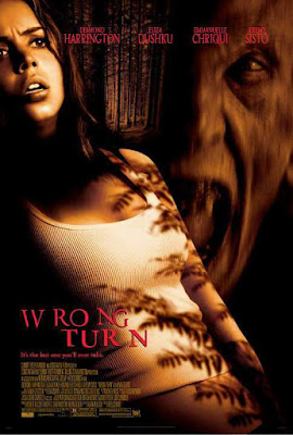 Wrong turn part 1