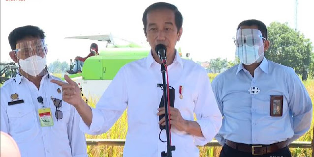 Jokowi Pastikan Impor Besar Dihentikan Hingga Juni, Tapi Bagaimana Juli Sampai Akhir Tahun?