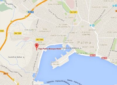 https://www.google.es/maps/place/Tryp+Palma+Bosque+Hotel/@39.566671,2.623745,17z/data=!3m1!4b1!4m2!3m1!1s0x1297927173b5735f:0x4e165397402d6ccd