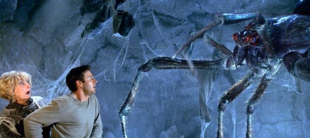 Papo de Cinema: MALDITAS ARANHAS! - aberrações de oito patas (2002)