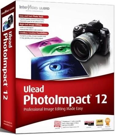 تحميل برنامج photoimpact 12 لتحرير الصور بأفضل أداء كامل ومجانى