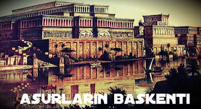 Asurluların başkenti