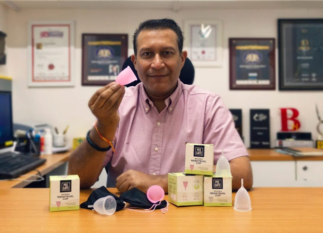 Indian Startup Success Stories pee safe