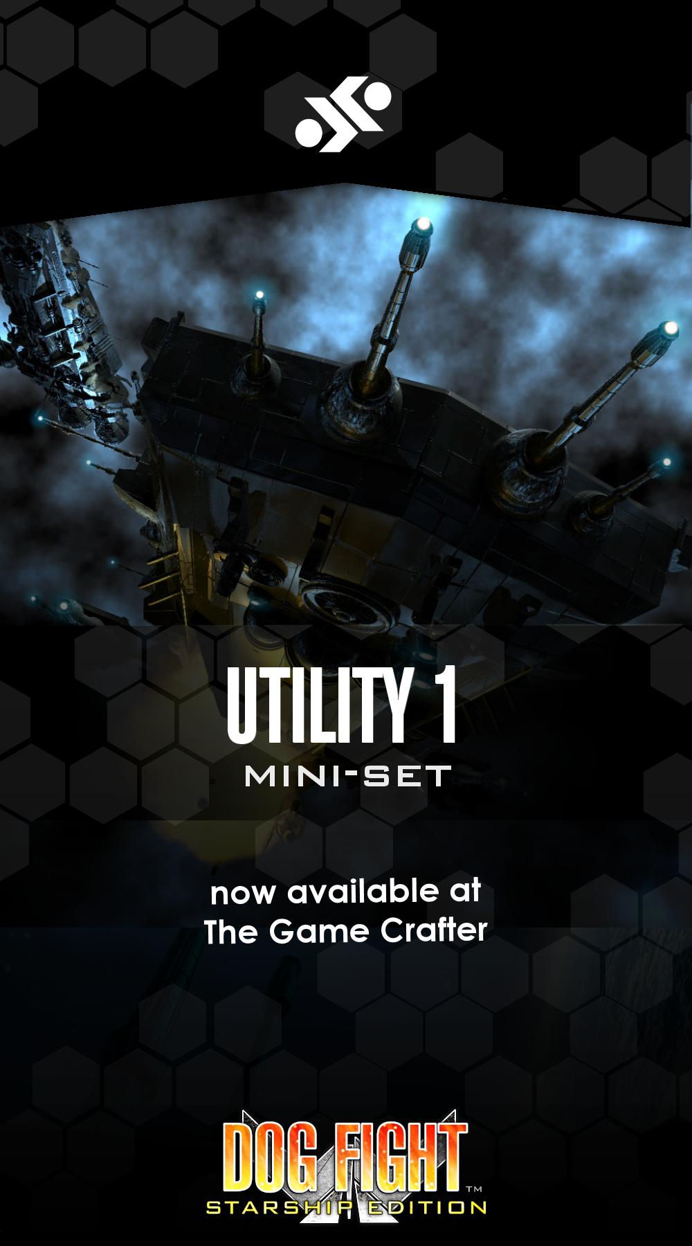 Dog Fight: Starship Edition Utility Mini-set