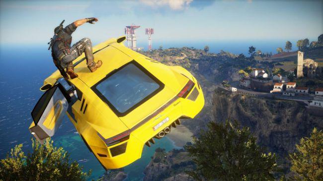 ألعاب مثل Grand Theft Auto v